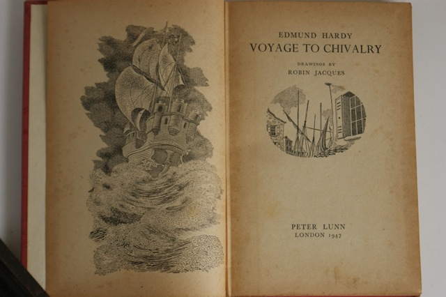 Image for Voyage to Chivalry