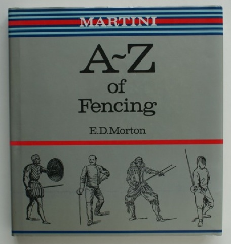 Image for A-Z of Fencing