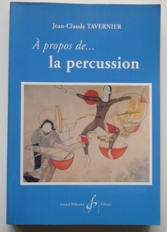 Image for A propos de la percussion