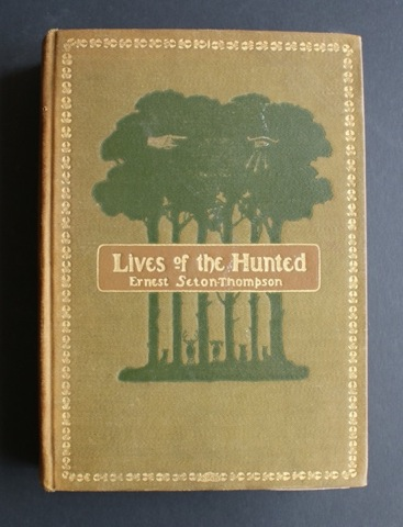 "Image for ""Lives of the Hunted. Containing the true account of the doings of five quadrupeds and three birds and, in elucidation of the same, over 200 drawings."""