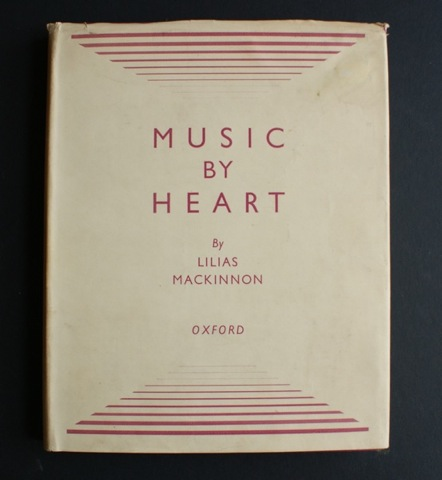 Image for Music by Heart