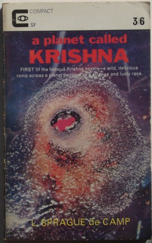 Image for A Planet Called Krishna