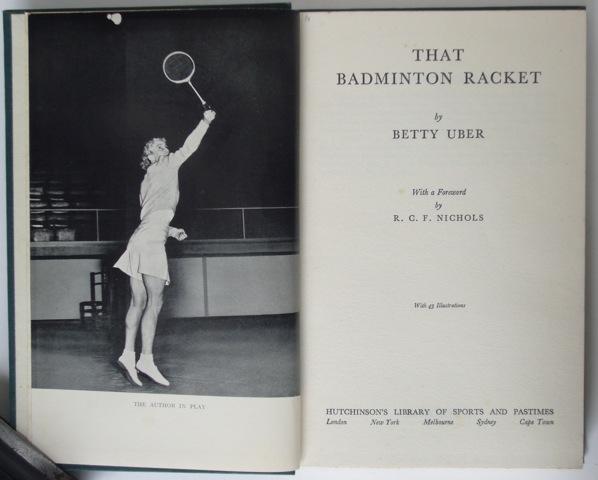 That Badminton Racket