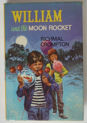 Image for William and the Moon Rocket