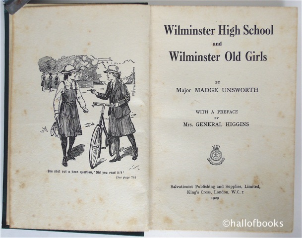 Image for Wilminster High School and Wilminster Old Girls