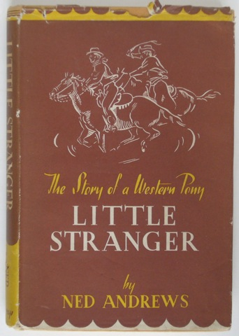 Image for The Story of a Western Pony. Little Stranger