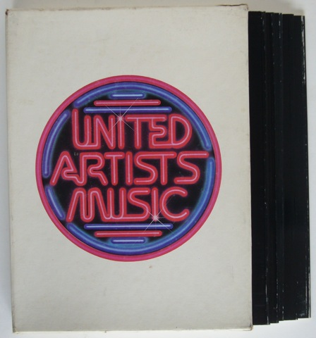 Image for United Artists Music. Super Standards. Volumes 1 to 5