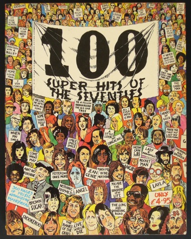Image for 100 Super Hits of the Seventies