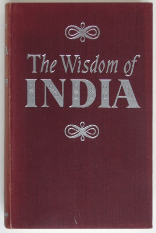 Image for The Wisdom of India