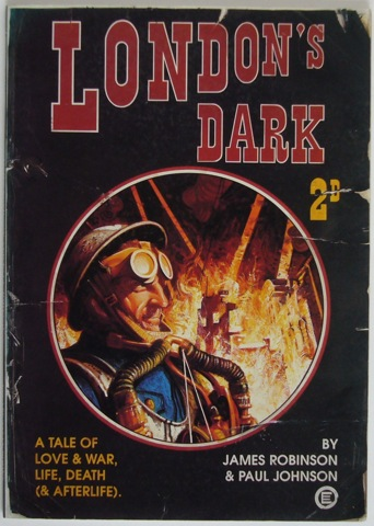 Image for London's Dark