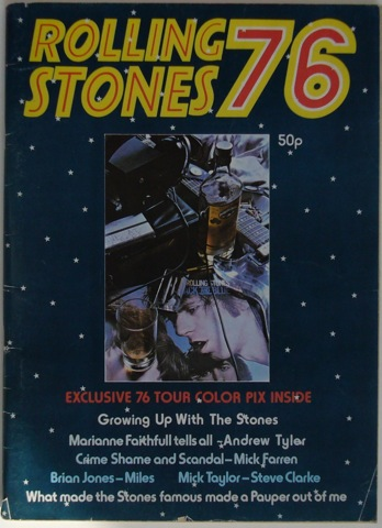 Image for Rolling Stones 76
