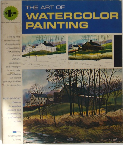 Image for The Art of Watercolor Painting