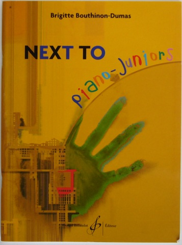 Image for Next to Piano-Juniors