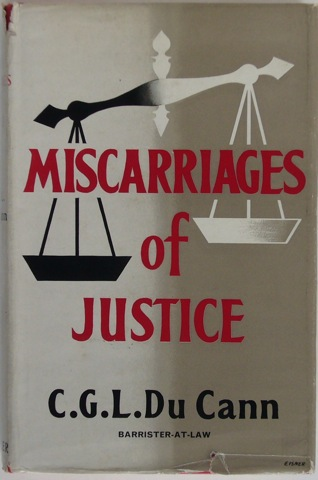 Image for Miscarriages of Justice