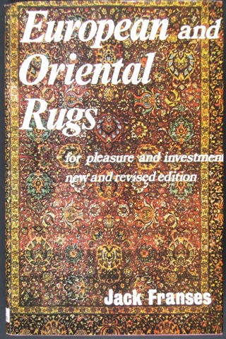 Image for European and Oriental Rugs for pleasure and investment. New and Revised edition.