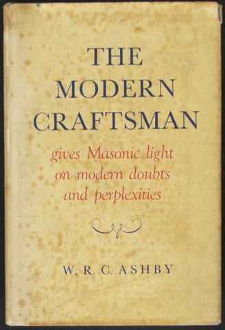 Image for The Modern Craftsman: gives Masonic light on modern doubts and perplexities