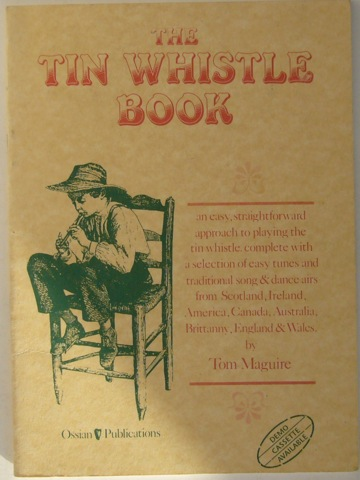 Image for The Tin Whistle Book