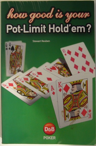 Image for How Good is Your Pot-Limit Hold'em