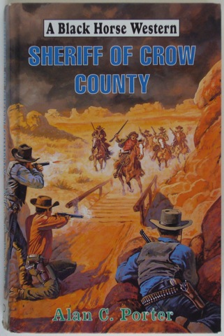 Image for Sheriff of Crow County