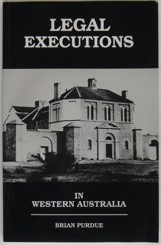 Image for Legal Executions in Western Australia