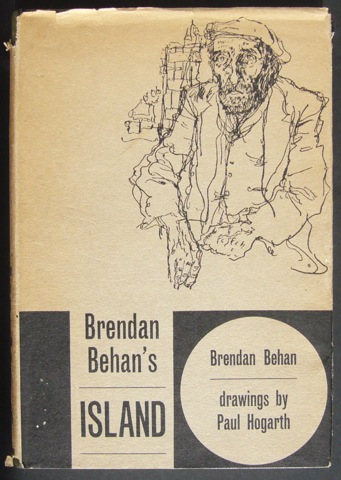 Image for Brendan Behan's Island. An Irish Sketch-book.