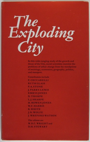 Image for The Exploding City