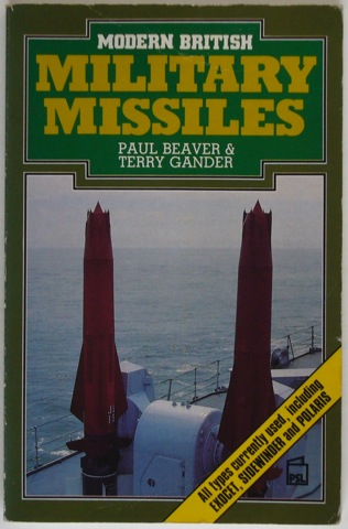 Image for Modern British Missiles