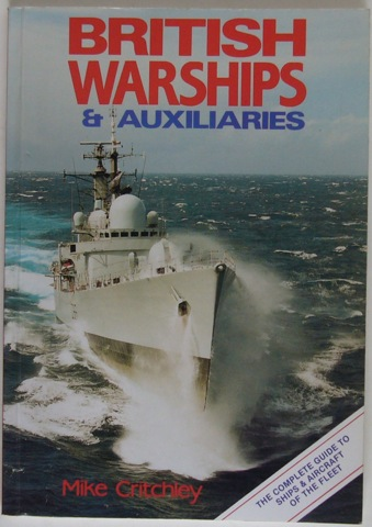 Image for British Warships and Auxiliaries. 1988/89