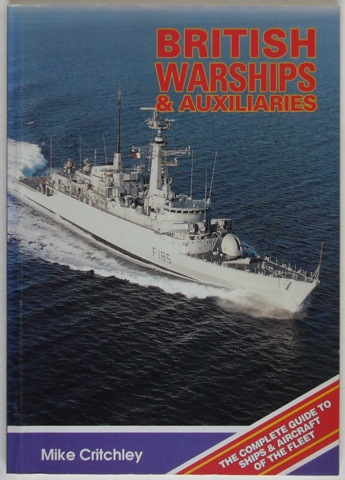 Image for British Warships and Auxiliaries. 1994/95