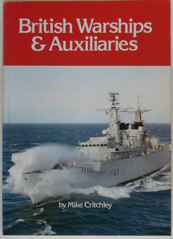 Image for British Warships and Auxiliaries. 1985/86