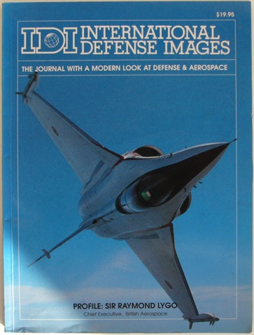 Image for IDI International Defense Images. The Journal with a modern look at defense & aerospace. Profile:: Sir Raymond Lygo.