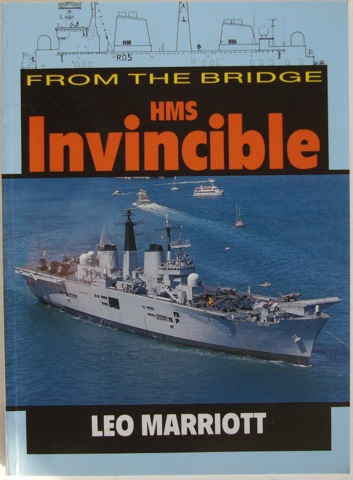 Image for From the Bridge of HMS Invincible