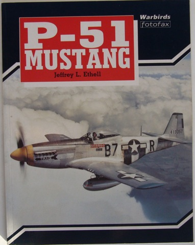 Image for P-51 Mustang.Warbirds Fotofax.