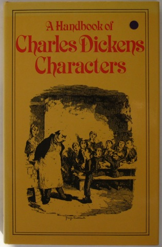 Image for A Handbook of Charles Dickens Characters