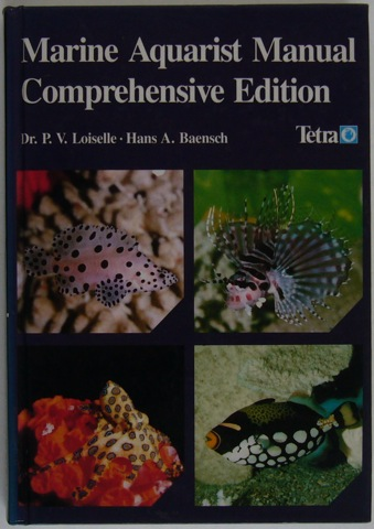 Image for Marine Aquarist's Manual. Comprehensive Edition