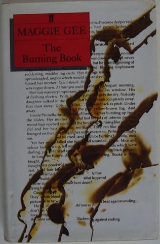 Image for The Burning Book
