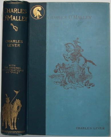 Image for Charles O'Malley. The Irish Dragoon.