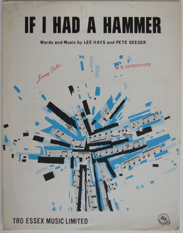 Image for If I had a Hammer (The Hammer Song)