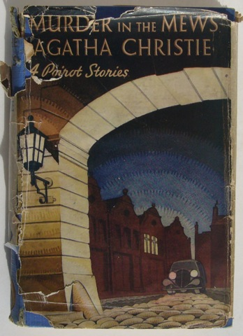 Image for Murder in the Mews and other stories. 4 Poirot Stories