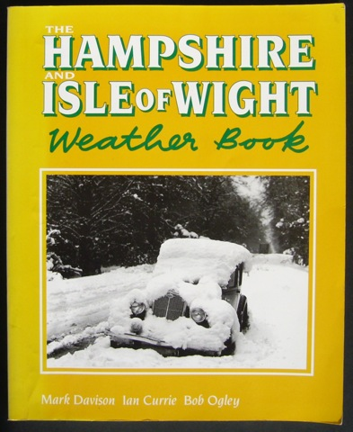 Image for The Hampshire and Isle of Wight Weather Book