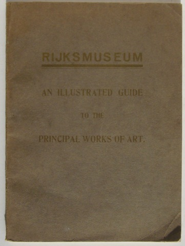 Image for Rijksmuseum. An Illustrated Guide to the Principal Works of Art
