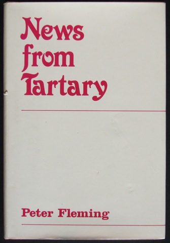 Image for News From Tartary