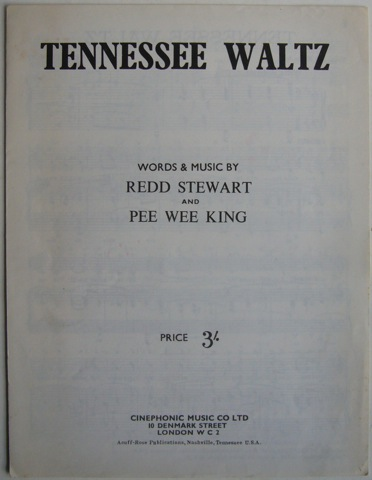 Image for Tennessee Waltz