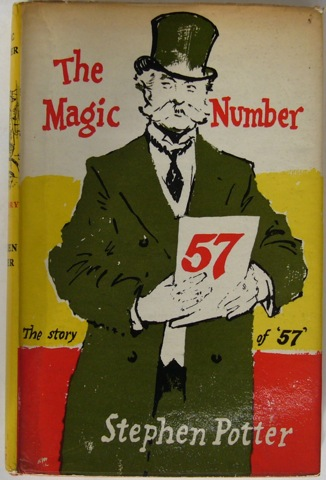 Image for The Magic Number. The Story of '57.'