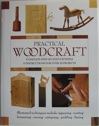 Image for Practical Woodcraft.