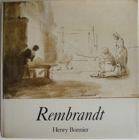Image for Rembrandt. The Great Draughtsman.
