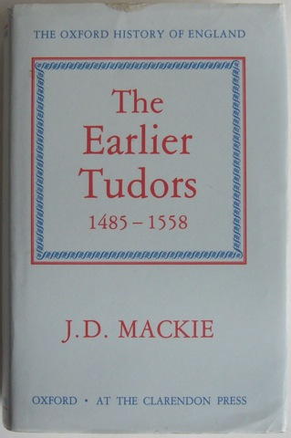 Image for The Earlier Tudors 1485 - 1558