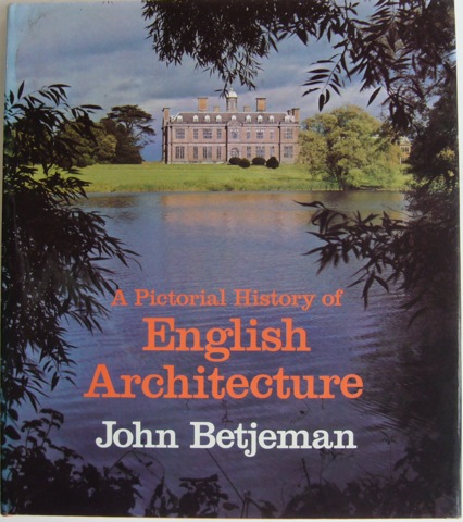 Image for A Pictorial History of English Architecture