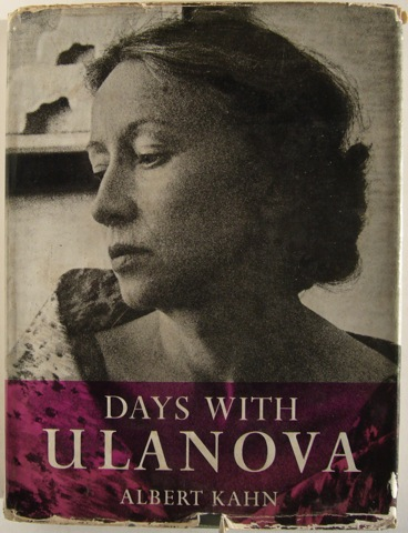 Image for Days with Ulanova