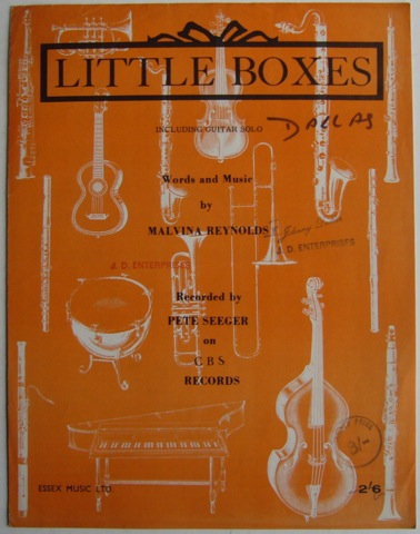 Image for Little Boxes
